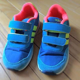 アディダス(adidas)のadidas キッズシューズ 16cm(スニーカー)
