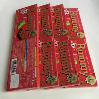 チョコレート(chocolate)のロッテ ラミー チョコレート Rummy 8個セット(菓子/デザート)
