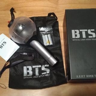 ボウダンショウネンダン(防弾少年団(BTS))のBTS official light stick ver.2(ペンライト)