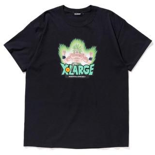 エクストララージ(XLARGE)のブロリーTシャツ エックスラージ XLARGE BLACK XL(Tシャツ/カットソー(半袖/袖なし))