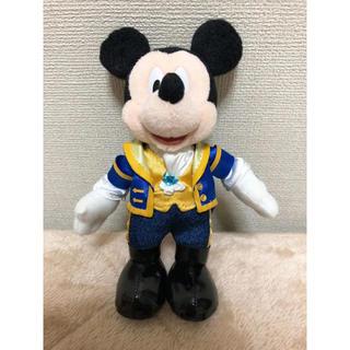 ディズニー(Disney)のディズニーランド31周年 ミッキー ぬいぐるみバッジ(ぬいぐるみ)