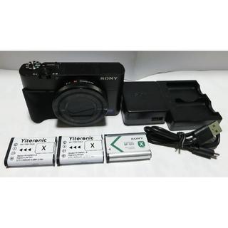 SONY - sony cyber-shot DSC-RX100M5
