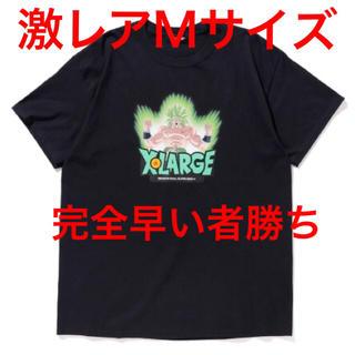 エクストララージ(XLARGE)の【即完売!入手困難!】XLARGE×ドラゴンボール ブロリー コラボ(Tシャツ/カットソー(半袖/袖なし))