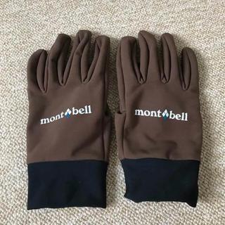 モンベル(mont bell)のモンベル グローブ 手袋(手袋)