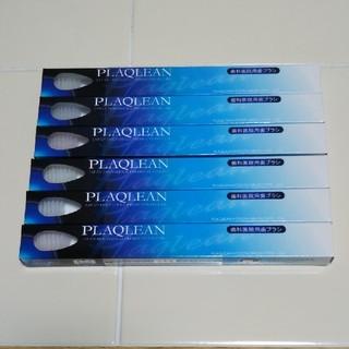 ★プラクリン/PLAQLEAN/6本★(歯ブラシ/デンタルフロス)