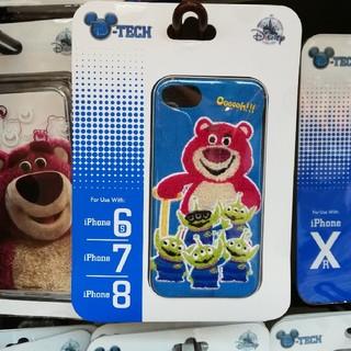 ディズニー(Disney)の香港ディズニー トイストーリー iphone ケース 6s,7,8用(iPhoneケース)