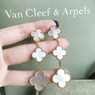 ヴァンクリーフアンドアーペル(Van Cleef & Arpels)のVCA ピアス(ピアス)