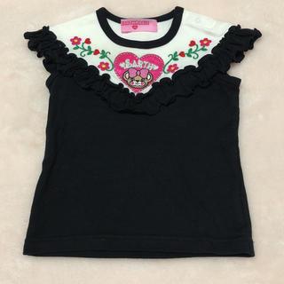 アースマジック(EARTHMAGIC)の刺繍T(Tシャツ/カットソー)