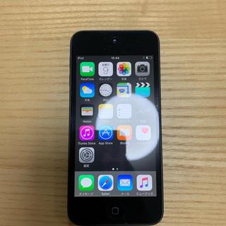 アイポッドタッチ(iPod touch)のiPod touch 32GB Apple iPhone グレー 黒(ポータブルプレーヤー)