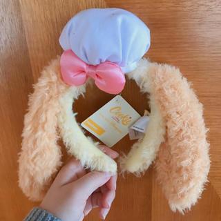 ディズニー(Disney)の☆香港ディズニー限定☆ クッキー カチューシャ(カチューシャ)