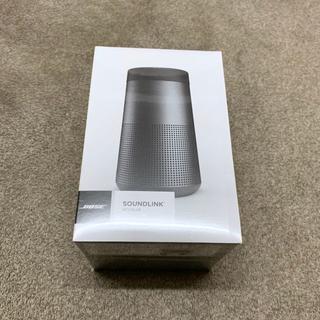 ボーズ(BOSE)の【新品 送料込】Bose SoundLink Revolve スピーカー(スピーカー)