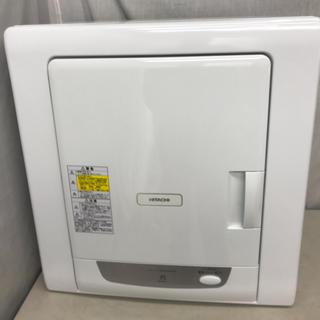 ヒタチ(日立)の2015年製美品 日立 衣類乾燥機 これっきりボタン DE-N35FY(衣類乾燥機)