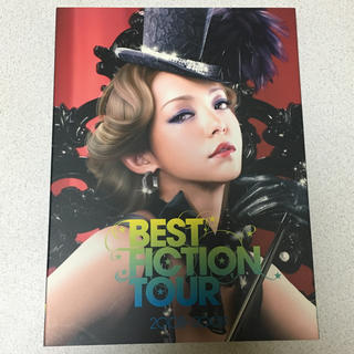 安室奈美恵 BEST FICTION TOUR 2008-2009 DVD