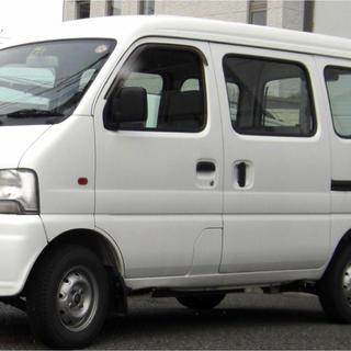 軽バン 専用(車体)