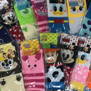 ディズニー(Disney)のディズニーキャラクター靴下5枚セット(靴下/タイツ)