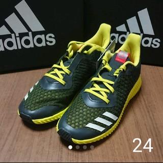 アディダス(adidas)の新品☆adidas☆アディダス☆キッズ☆スニーカー☆24cm(スニーカー)