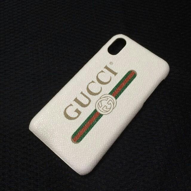 supreme アイフォーン8plus ケース ランキング | Gucci - Gucci グッチ iPhoneケース スマホケース 白の通販 by のんくん's shop|グッチならラクマ
