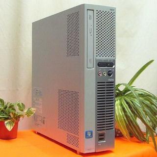 NEC - グラフィックボード搭載☆省スペースデスクトップ♪USB3.0♪