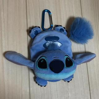 ディズニー(Disney)の【美品】スティチ ポーチ(ポーチ)