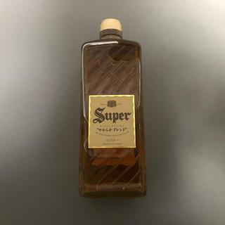 ニッカウイスキー(ニッカウヰスキー)のスーパーニッカ やわらかブレンド ウイスキー 古酒(ウイスキー)