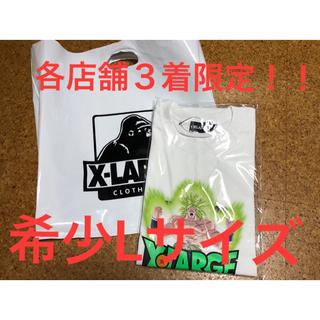 エクストララージ(XLARGE)のXLARGE®×DRAGONBALL Z ブロリー Tシャツ(Tシャツ/カットソー(半袖/袖なし))