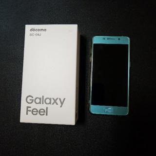 サムスン(SAMSUNG)のdocomo Galaxy Feel SC-04J (スマートフォン本体)