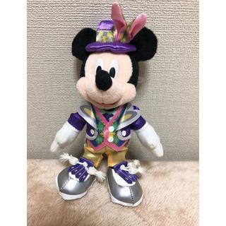 ディズニー(Disney)のディズニーイースター2014 ミッキー ぬいぐるみバッジ(ぬいぐるみ)