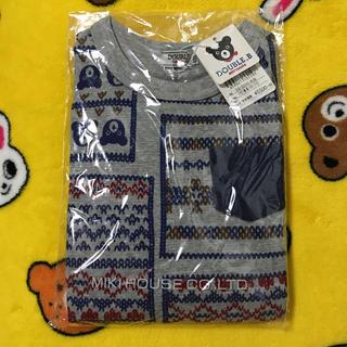 ダブルビー(DOUBLE.B)のDOUBLE.B☆ロンT110(Tシャツ/カットソー)