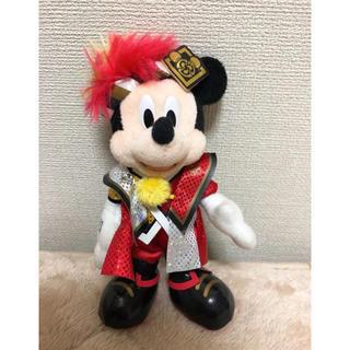 ディズニー(Disney)のディズニー夏祭り2013 ミッキー ぬいぐるみバッジ(ぬいぐるみ)