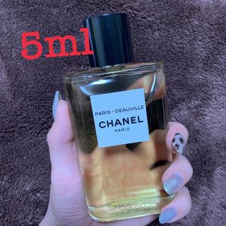 シャネル(CHANEL)のCHANEL パリドーヴィル オードゥ トワレット(香水(女性用))