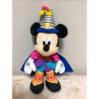 ディズニー(Disney)のディズニーイースター2012 ミッキー ぬいぐるみバッジ(キャラクターグッズ)