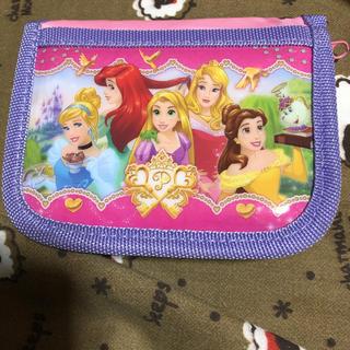 ディズニー(Disney)のディズニープリンセス財布(財布)