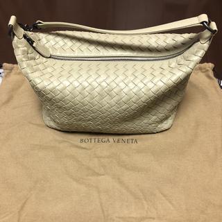 ボッテガヴェネタ(Bottega Veneta)のボッテガ レディース バッグ グレー(ハンドバッグ)