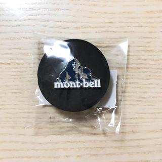 モンベル(mont bell)の☆モンベル ピンバッチ☆(バッジ/ピンバッジ)