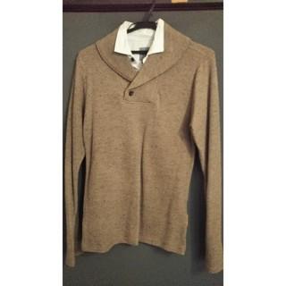 ティノラス(TENORAS)の新品 未使用 正規品ティノラスニットポロシャツ(ニット/セーター)