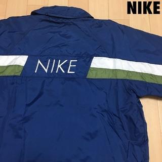 ナイキ(NIKE)の#3918 NIKE ナイキ 黒タグ 90s 90年代 ナイロンジャケット(ナイロンジャケット)