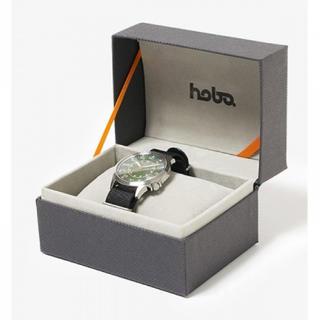 シチズン(CITIZEN)のシチズン CITIZEN hobo ホーボー  コラボ 時計(腕時計(アナログ))