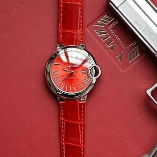 カルティエ(Cartier)のカルティエ時計 CARTER自動巻き(腕時計(アナログ))