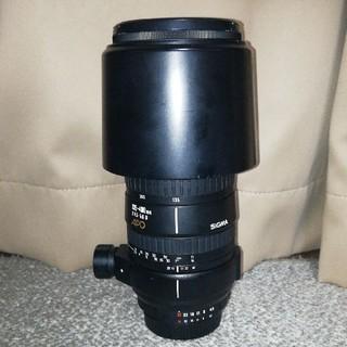 シグマ(SIGMA)のSIGMA望遠レンズ APO 135-400 1:4.5-5.6 Nikon用(レンズ(ズーム))
