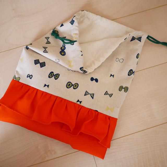 Kiruma(キルマ) 3点セット ハンドメイドのキッズ/ベビー(バッグ/レッスンバッグ)の商品写真
