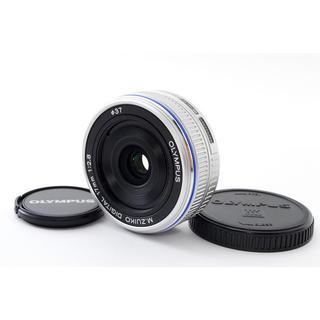 オリンパス(OLYMPUS)の★オリンパスミラーレス用単焦点★M.ZUIKO 17mm F2.8 シルバー(レンズ(ズーム))