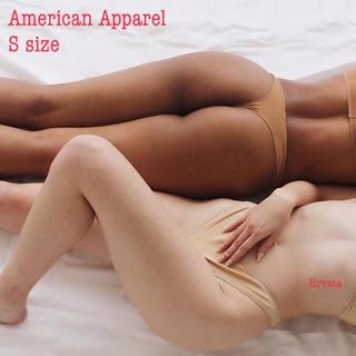 アメリカンアパレル(American Apparel)の新品未開封: アメリカンアパレル ソング nude(ショーツ)