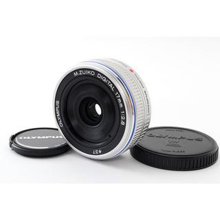オリンパス(OLYMPUS)の★柔らかいボケ味★オリンパス M.Zuiko 17mm f2.8(レンズ(ズーム))