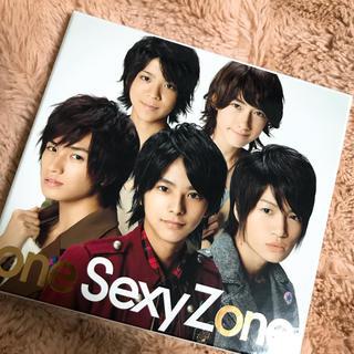 セクシー ゾーン(Sexy Zone)のSexyZone CDアルバム one SexyZone 初回(ポップス/ロック(邦楽))