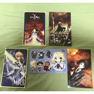Fate ステッカー シール セット(その他)