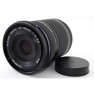 オリンパス(OLYMPUS)の★人気の望遠レンズ★Olympus 40-150mm★ブラック(レンズ(ズーム))