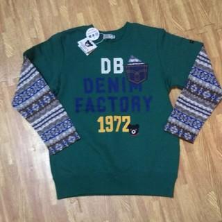 ダブルビー(DOUBLE.B)のダブルビー 130(Tシャツ/カットソー)