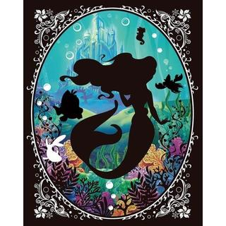 ディズニー(Disney)のB1 アリエル☆リトルマーメイド☆アートパネル☆ディズニープリンセス(その他)