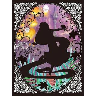 ディズニー(Disney)のB2 ラプンツェル☆塔の上のラプンツェル☆アートパネル☆ディズニープリンセス(その他)