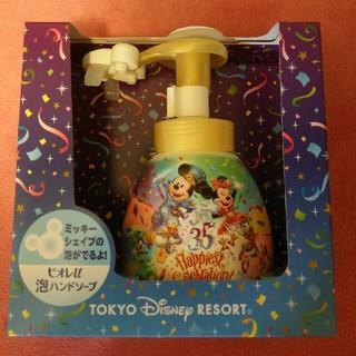 ディズニー(Disney)の東京ディズニーリゾート 35周年 泡ハンドソープ(ボディソープ / 石鹸)